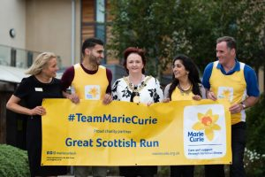Marie Curie Banner